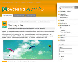 Coaching active